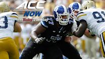 Duke's Laken Tomlinson is ACC Male Athlete of the Year | ACC Now