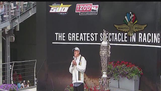 Jim Nabors to sing '(Back Home Again in) Indiana' before Indianapolis 500 for final time