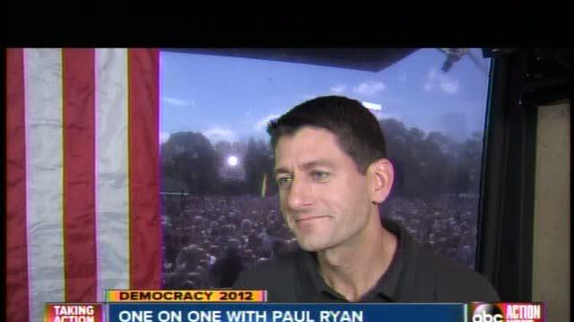 Brendan McLaughlin interviews Paul Ryan one-on-one