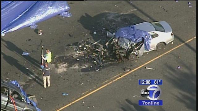 Investigation into Freehold, NJ, multi-car wreck that left 3 dead, 1 injured