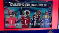 Who will make a trade in the top 10?