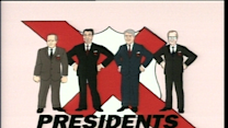 TV Funhouse: X-Presidents- Osama Bin Laden