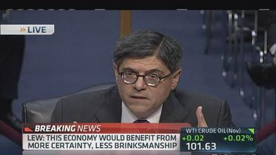 Lew: President HAS and remains anxious to negotiate