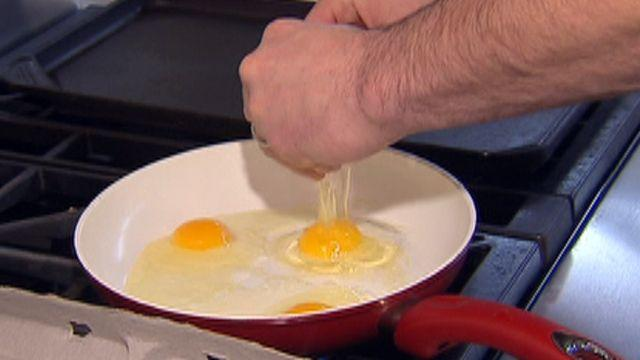 Report: Eating egg yolks could be as dangerous as smoking
