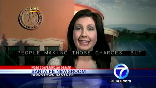 Video testimony quashed in DWI cases