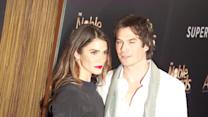 Ian Somerhalder and Nikki Reed Got Married!