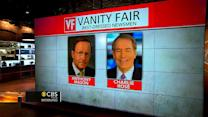 CBS Newsmen make Vanity Fair best-dressed list