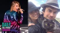 Taylor Swift Saves 3 Teen's Lives - Ian Somerhalder RUDE TO FANS? (DHR)