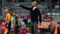 Bayern Munich coach splits pants during comeback