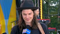 James Bay to 'Keep Playing On' After 'Let It Go' Success