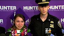 Hunter College Graduates Honored For Overcoming Challenges