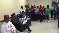 Roseland community members protest to save hospital