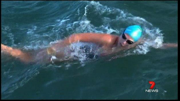 Aussie set for Cuba marathon swim