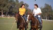 Spotlight on polo star, Justice Sotomayor