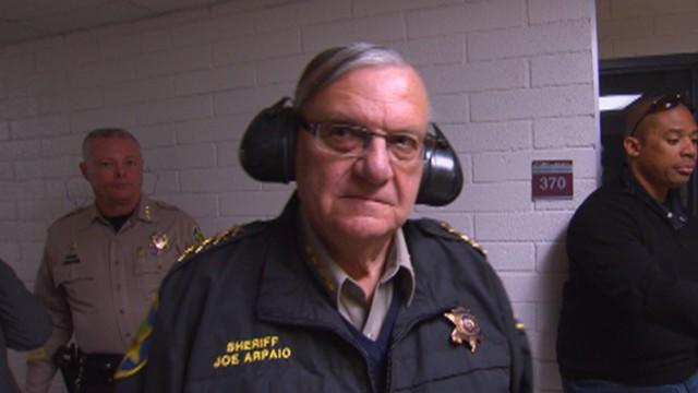 Sheriff Joe's Answer to School Safety: Armed Civilian Posse