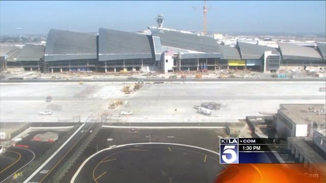 New International Terminal Opens At LAX
