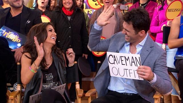 'DWTS' Finalists Quizzed on Partner Trivia