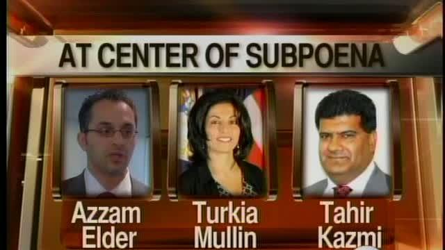 Who are the subpoenas targeting