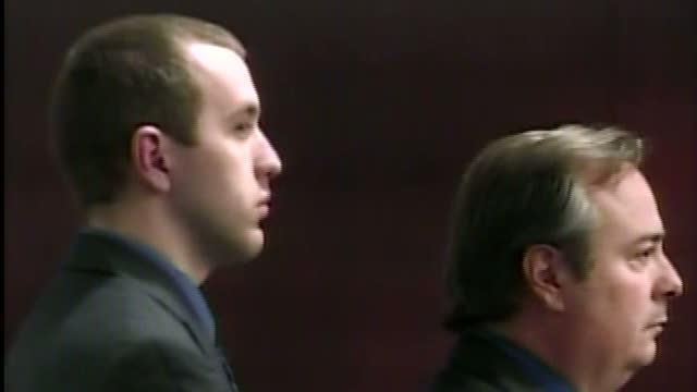 Tate found guilty of murder