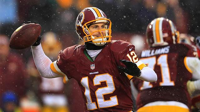 Will Kirk Cousins shine in first start of 2013?