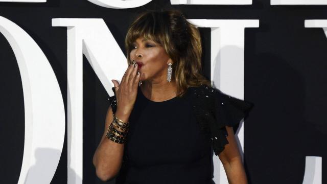 Turner split bach tina erwin Tina Turner
