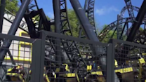[Updated] Video Shows Moments After Roller Coaster Crash