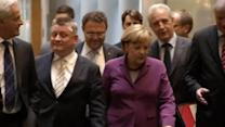 Merkel still looking for coalition partner