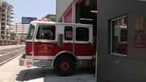 On-duty SF firefighter arrested for DUI after crash