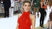 "Amber Heard: Sideboob bei der Premiere von ""Magic Mike XXL"""