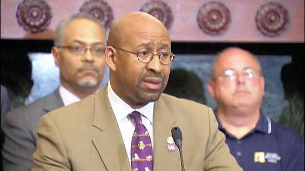 Mayor Nutter: Philadelphia has stepped up security