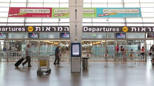 Major airlines cancel Israel flights over Gaza rocket threat