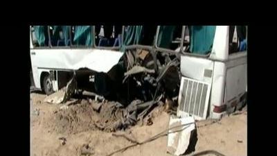 At least five killed by roadside bomb on the ...