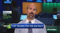 Top trades for the 2nd half: JOY