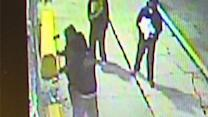 Thieves use sledgehammer to bust through Detroit liquor store wall, steal booze