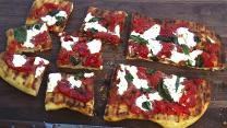 Grill Next Door: Perfect Grilled Pizza