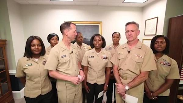 The Us Navy Has An Inclusive New Hair Policy For Women