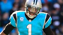 Fantasy warning signs for Cam Newton in Week 10