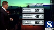 How long will the wind last? Get your Monday KSBW weather forecast