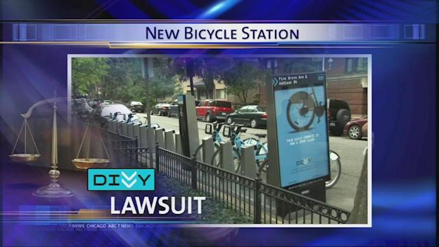 Wrigleyville condo owners sue over new Divvy bike station