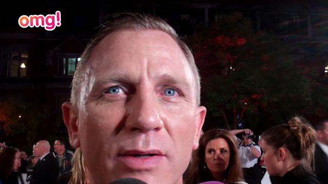 Stars of Skyfall hit the red carpet for the royal world premiere