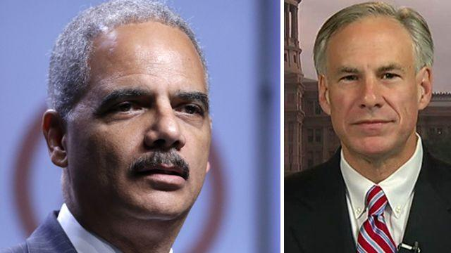 Texas AG pushes back on Holder's voting rights challenge