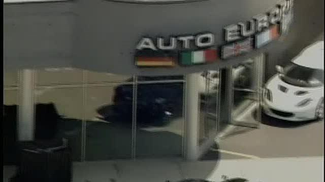 Car crashes into Auto Europe dealership