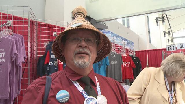 Delegates ready to kick off Democratic National Convention