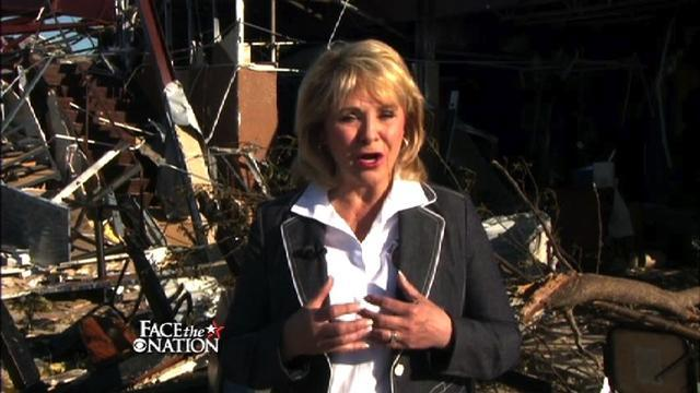Okla. gov. on tornadoes: Trying couple of weeks