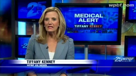 Tiffany Kenney's Medical Alert: May 31
