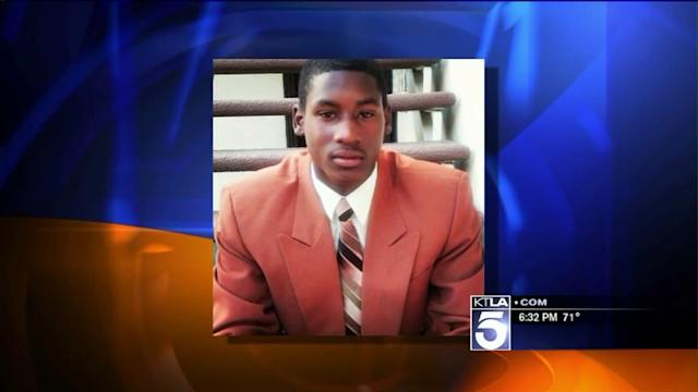 Teen Hit-and-Run Victim Mourned in South L.A.