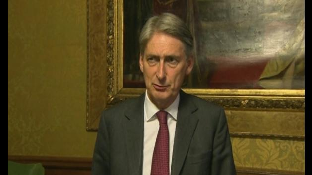 Hammond: Deeply shocked by this appalling incident