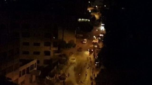 Israeli Troops Clash With Palestinians in Nablus
