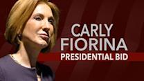 Former Tech Exec Carly Fiorina Launches 2016 Bid