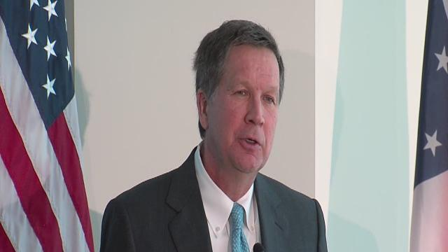 Gv. John Kasich State of the State address